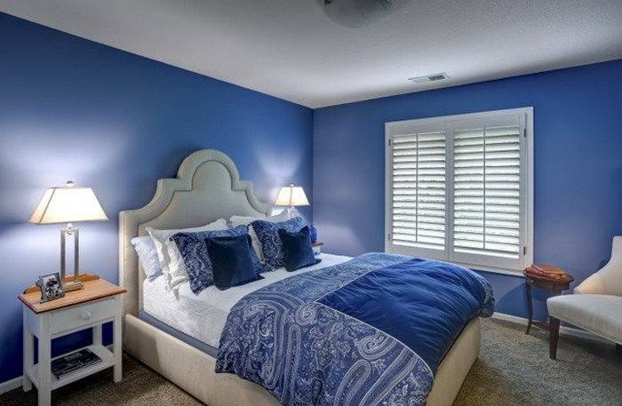 48 Gorgeous Blue Bedroom Ideas Adorable Blue Bedrooms