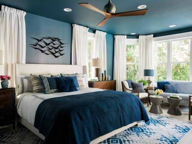 40 Gorgeous Blue Bedroom Ideas Delectable Ideas For Blue Bedrooms