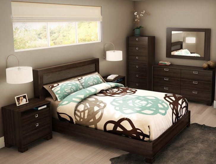schlafzimmer design braun schlafzimmer braun gestalten 81 tolle ideen 60 and marvelous. Black Bedroom Furniture Sets. Home Design Ideas