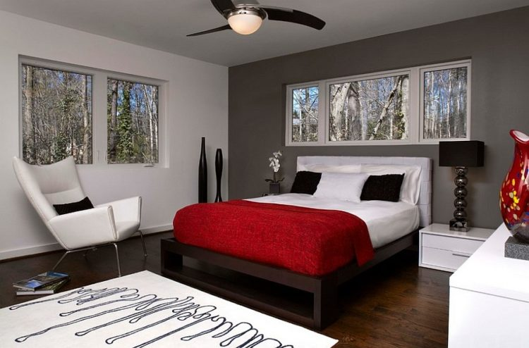 Create your classy bedroom with the vibrant color red  To get you started   here are 20 red bedroom ideas that look pretty classy. 20 Red Bedroom Ideas That Look Pretty Classy