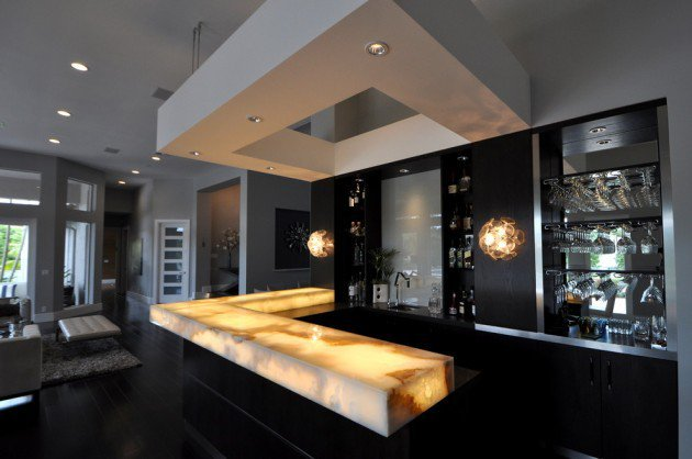 20 Home Bar Ideas That Surpass Those in Restaurants