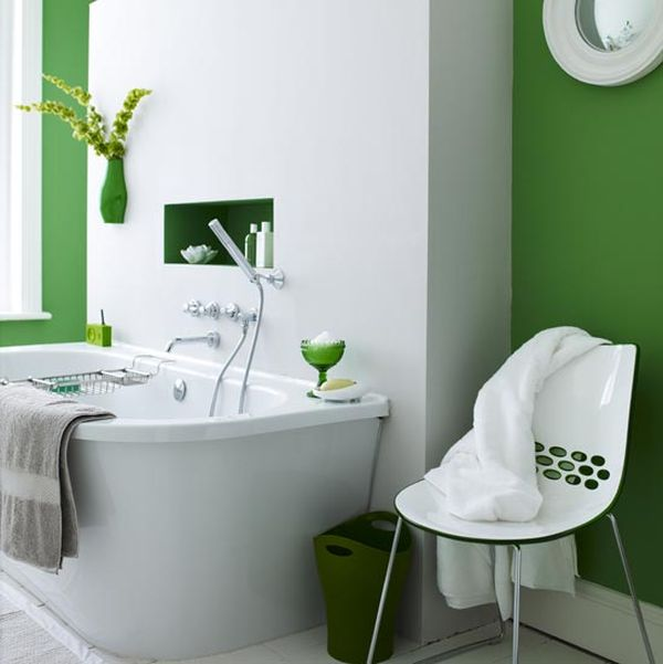 Green Bathroom Color Ideas On 20 Beautiful Green Bathroom Ideas