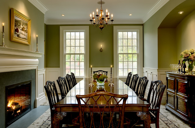 For More Green Dining Room Tips, Look At These 20 Gorgeous Green Dining Room  Ideas.