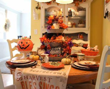 20 Halloween Decoration Ideas for the Kitchen