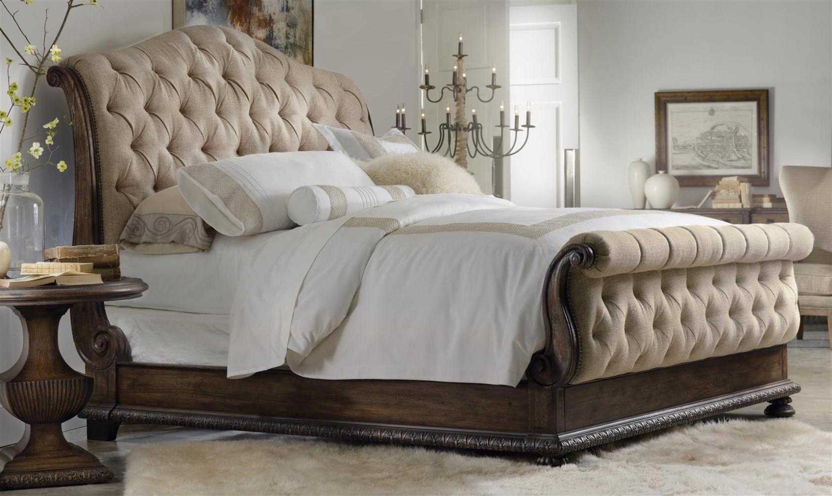 20 stunning king size headboard ideas for Mobilia king size bed