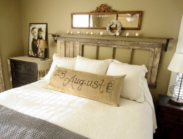 20 stunning king size headboard ideas - King size headboard ideas ...