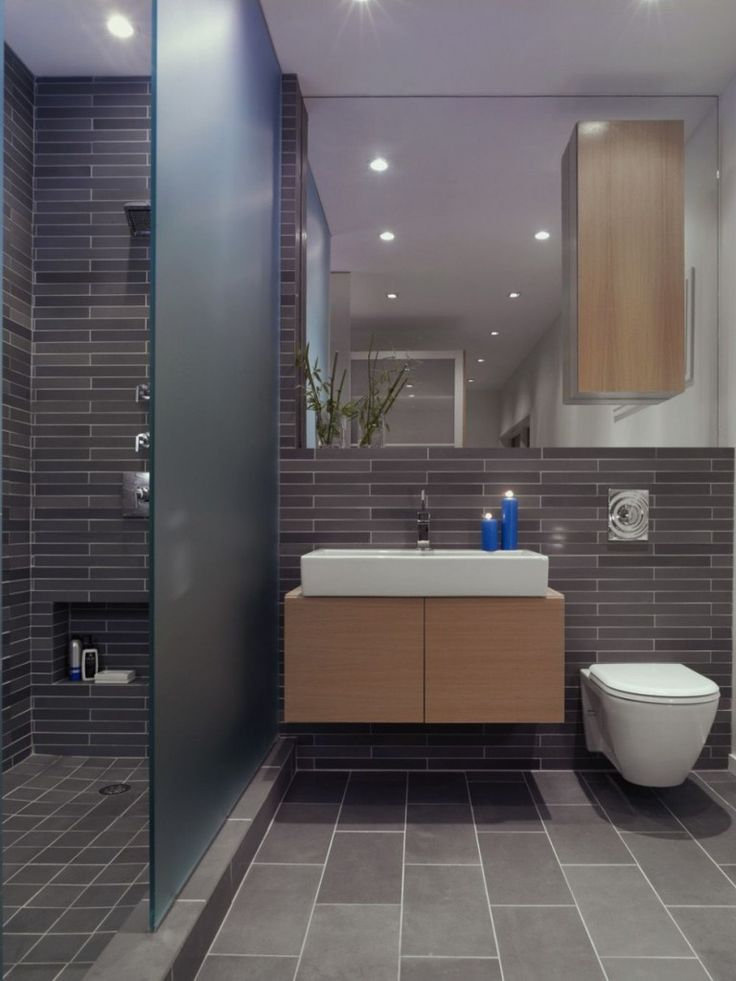 20 Gorgeous Modern Style Bathroom Designs
