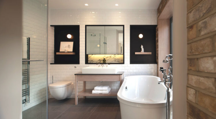 . 20 Gorgeous Modern Style Bathroom Designs