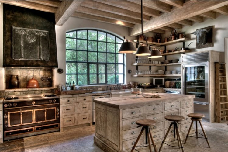 The Rustic Look Is Always In Style And Never Goes Out It S A Por Among Certain Areas Of Country Especially Where Southwestern Type
