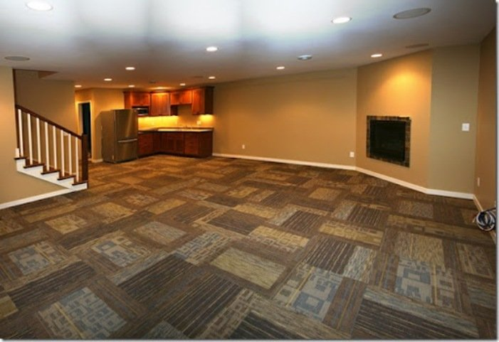 basement flooring ideas 20 gorgeous basement flooring ideas 31417