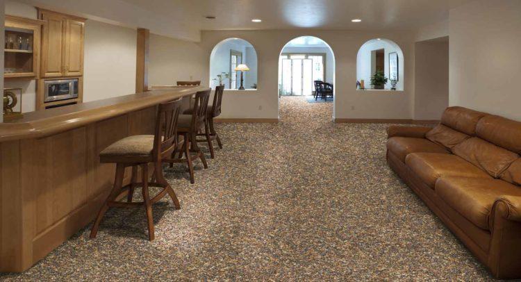20 Gorgeous Basement Flooring Ideas