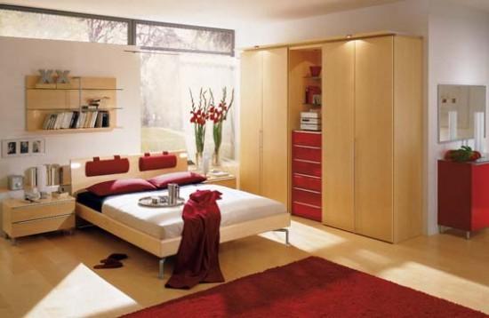 classy bedroom ideas. Image via www architectureholic com 20 Red Bedroom Ideas That Look Pretty Classy