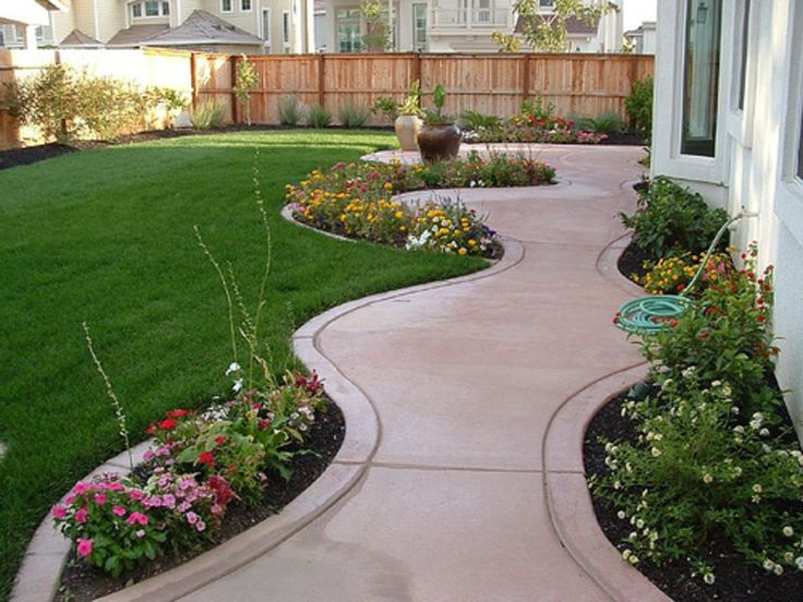 20 Simple But Effective Front Yard Landscaping Ideas on landscape design for small house, landscape idea for the front of your house, a landscape of the smartest house,