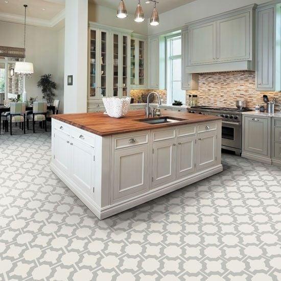 Modern Kitchen Flooring Ideas Remodelling