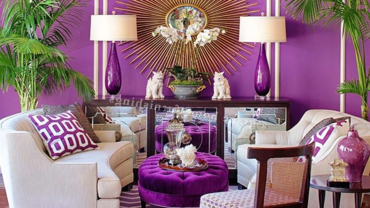 Purple Is Often A Color Ociated With Royalty It Considered Luxurious And Gives You An Overall Feeling Of Richness When Used In Decorating Scheme