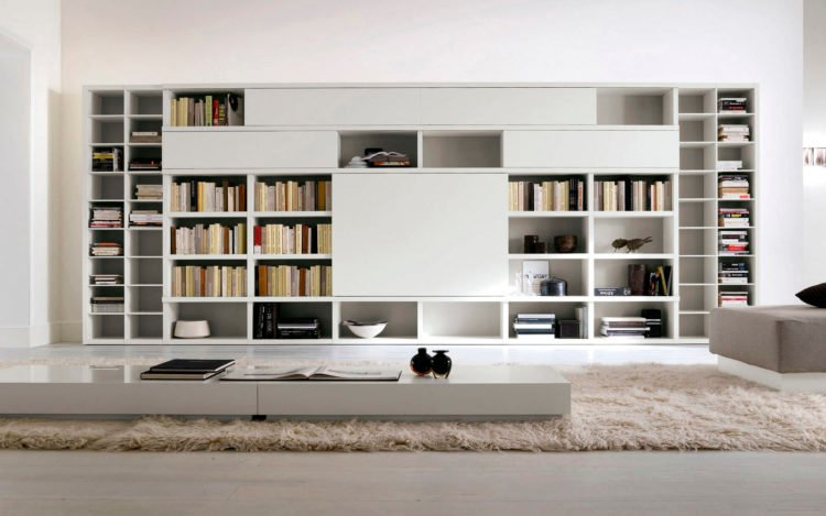 Here Are 20 Fine Examples Of Modern Bookcases To Help You Get Started On  Your Own.
