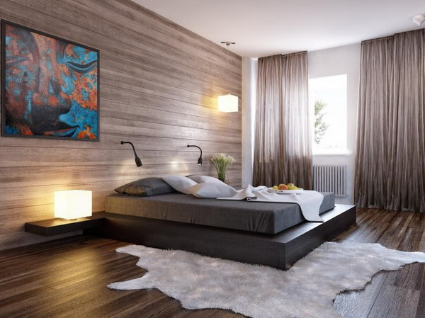 . 20 Modern Style Bedroom Ideas