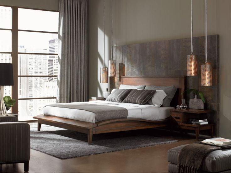 charming Modern Style Bedroom Ideas Part - 19: Nimvo u2013 Interior Design u0026 Luxury Homes