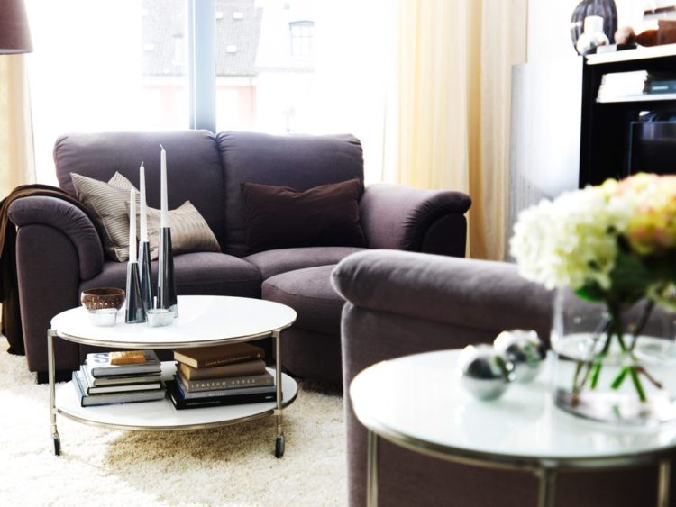 10 Coffee Tables Perfect for a Small Living Room