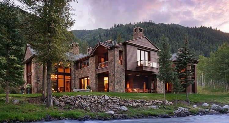 Awe Inspiring The 20 Most Expensive Homes In Colorado Download Free Architecture Designs Ferenbritishbridgeorg