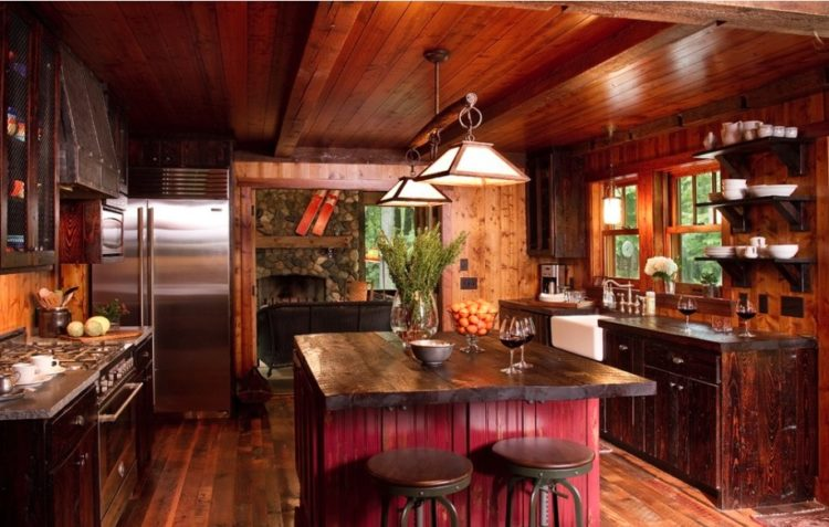 20 Beautiful Rustic Kitchen Ideas