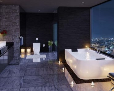 20 bathrooms with unbelievable views