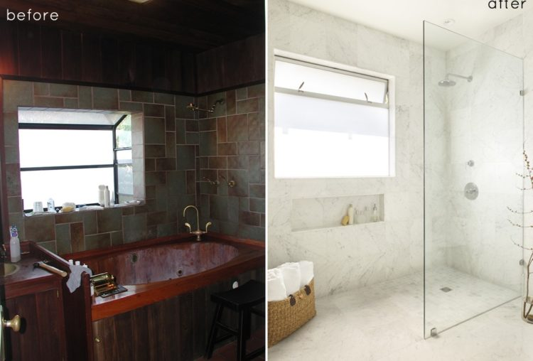 If you need inspiration to help you in your design and remodel of your bathroom, take a look at these 20 before and after, bathroom remodels to get you ...
