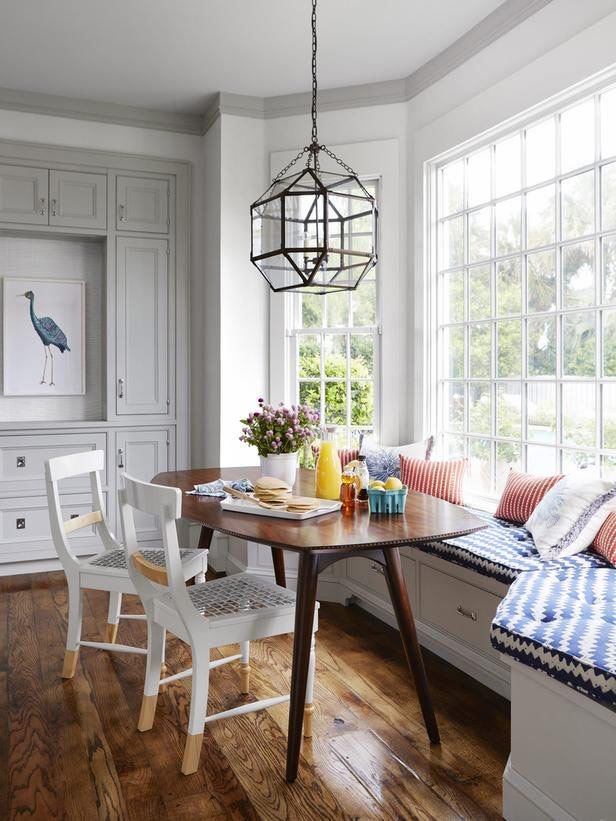 20 Gorgeous Breakfast Nook Ideas For Your Kitchen