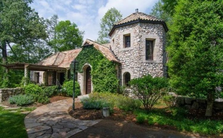 the 20 most expensive homes in georgia