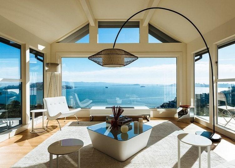 gorgeous living rooms.  gorgeous living rooms with ocean views Image via www beachenclave com 20 Gorgeous Living Rooms Ocean Views