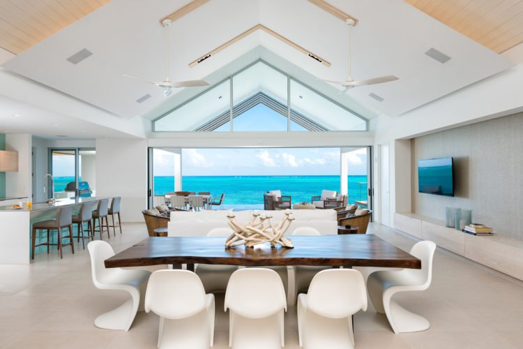 To See More, Take A Look At These 20 Gorgeous Living Rooms With Ocean Views.