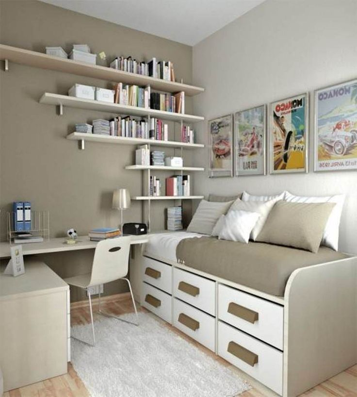 bedroom shelves.  20 Creative Shelving Ideas to Maximize Space