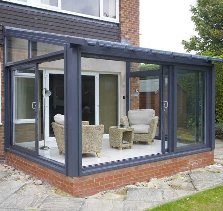 House Additions Ideas A Sunroom Over The Ravine: 20 Peaceful Sunroom And Conservatory Design Ideas