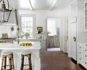 20 White Kitchens That Will Inspire You