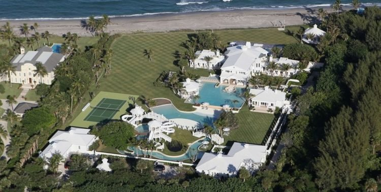 The 20 Most Expensive Celebrity Homes In The World