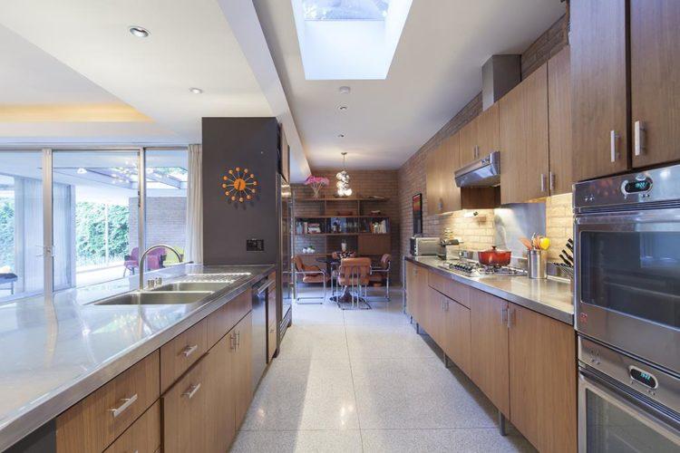 Mid Century Modern Kitchen Ideas Part - 17: 20 Mid-Century Modern Design Kitchen Ideas