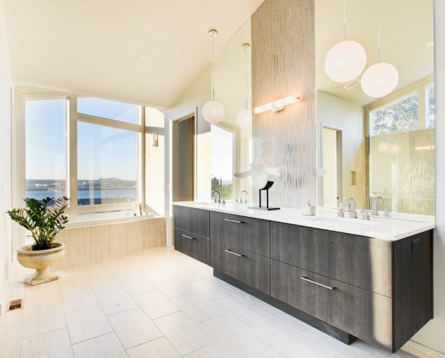 To Get Your Inspirational Juices Flowing,, Take A Look At The Following 20  Mid Century Modern Design Bathroom Ideas.