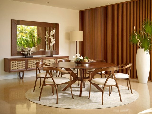 Here Are Some More Inspirational Pictures To Draw Your Ideas From. Take A  Look At The Following 20 Mid Century Modern Design Dining Room Ideas.