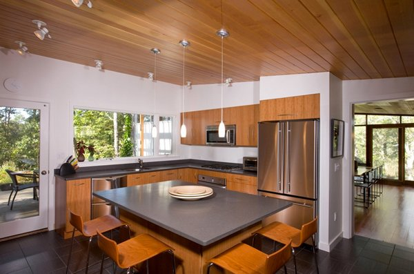 20 Mid Century Modern Design Kitchen Ideas