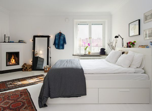 Pleasing 20 Scandinavian Design Bedroom Ideas Download Free Architecture Designs Grimeyleaguecom
