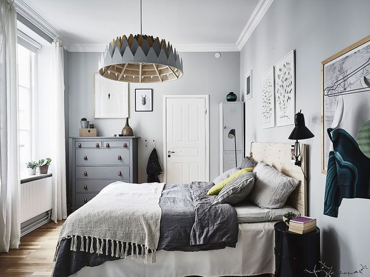 Charming 20 Scandinavian Design Bedroom Ideas