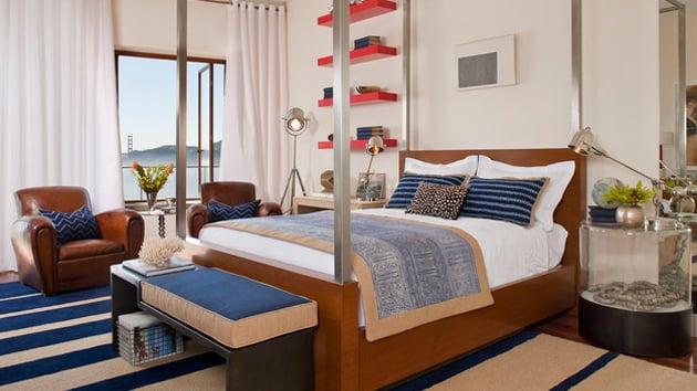 nautical bedroom ideas.  20 Beautiful Nautical Bedroom Ideas