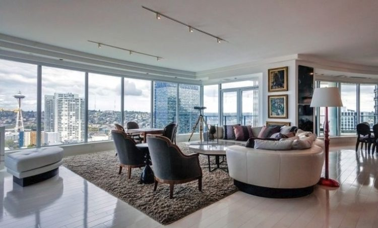The top 20 movie apartments in history nimvo interior for Famous interior designers in history