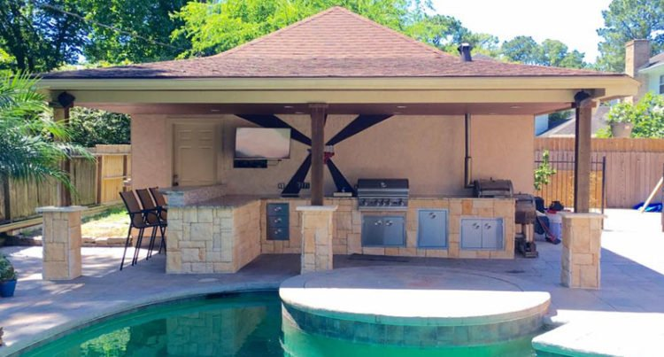 20 Backyard Entertainment Areas That Will Blow You Away on Small Backyard Entertainment Area Ideas id=60841