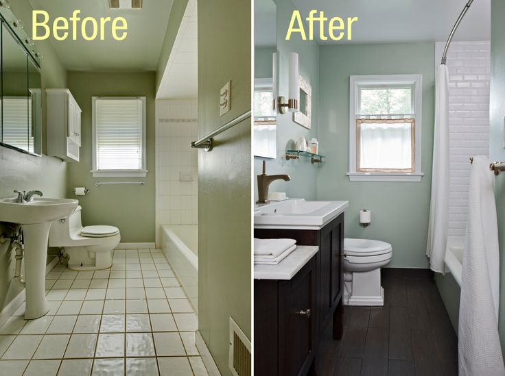 48 Before And After Bathroom Remodels That Are Stunning Interesting Bathroom Remodelling Painting