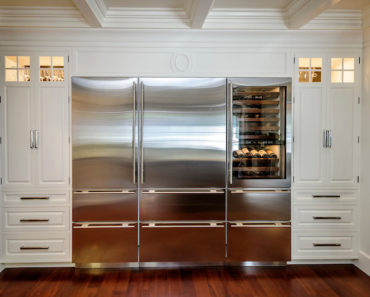 20 Built-In Refrigerator Setups That Will Blow You Away