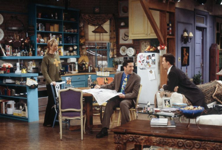 In Television The Setting Of A Show Is One Main Methods Communicating Message Whether Classic Drama Modern Sitcom