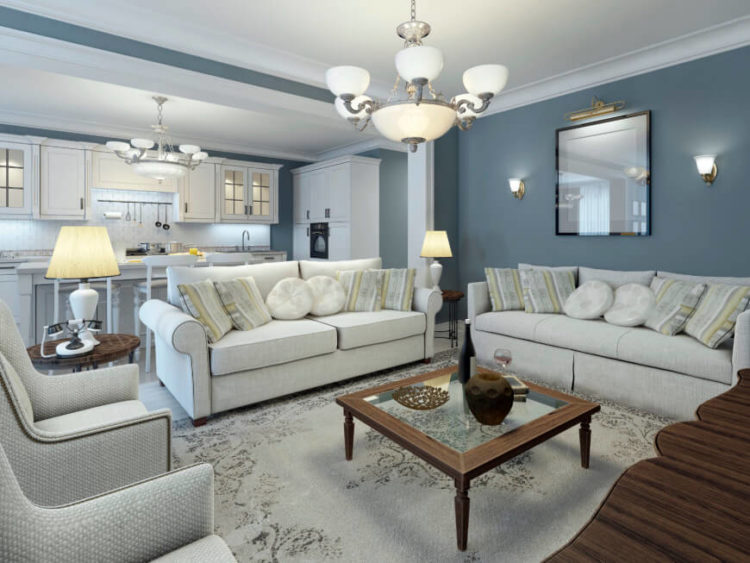 20 Living Rooms With Unique Color Combinations