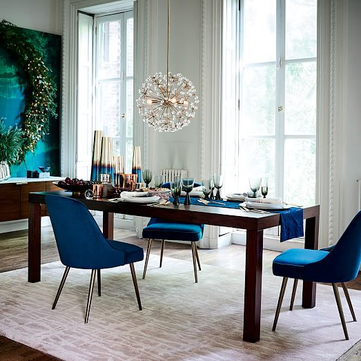 20 Mid-Century Modern Design Dining Room Ideas