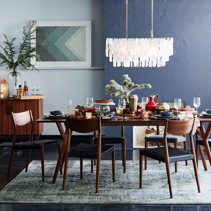 20 Mid-Century Modern Design Dining Room Ideas